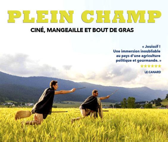 24/05 : Quartier 20 et Festival Plein Champ