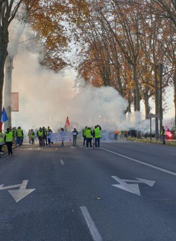 La Retro Hebdo : Manifestation du 5 décembre