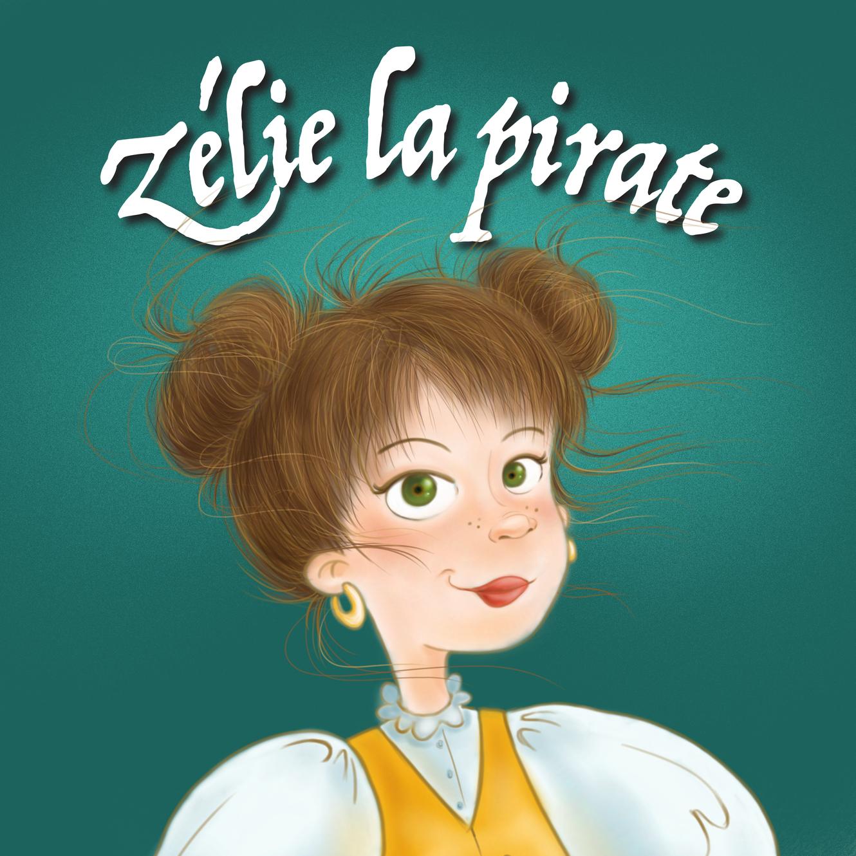 Aurélie Cabrel nous en dit plus sur Zélie La Pirate