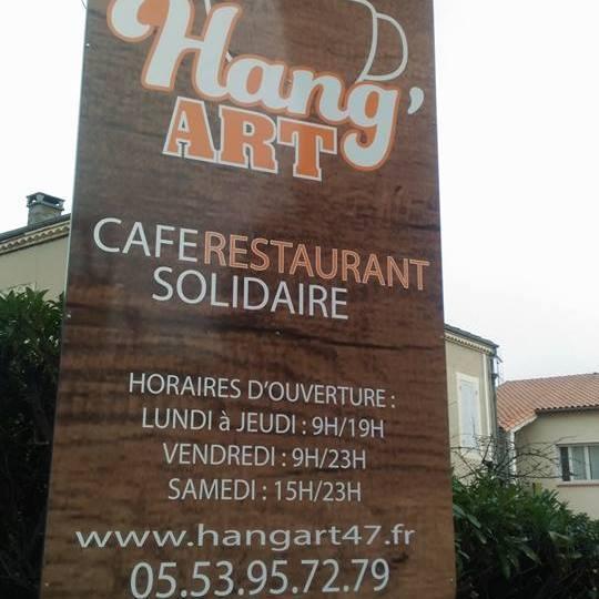 Le Hang'Art reste ouvert !