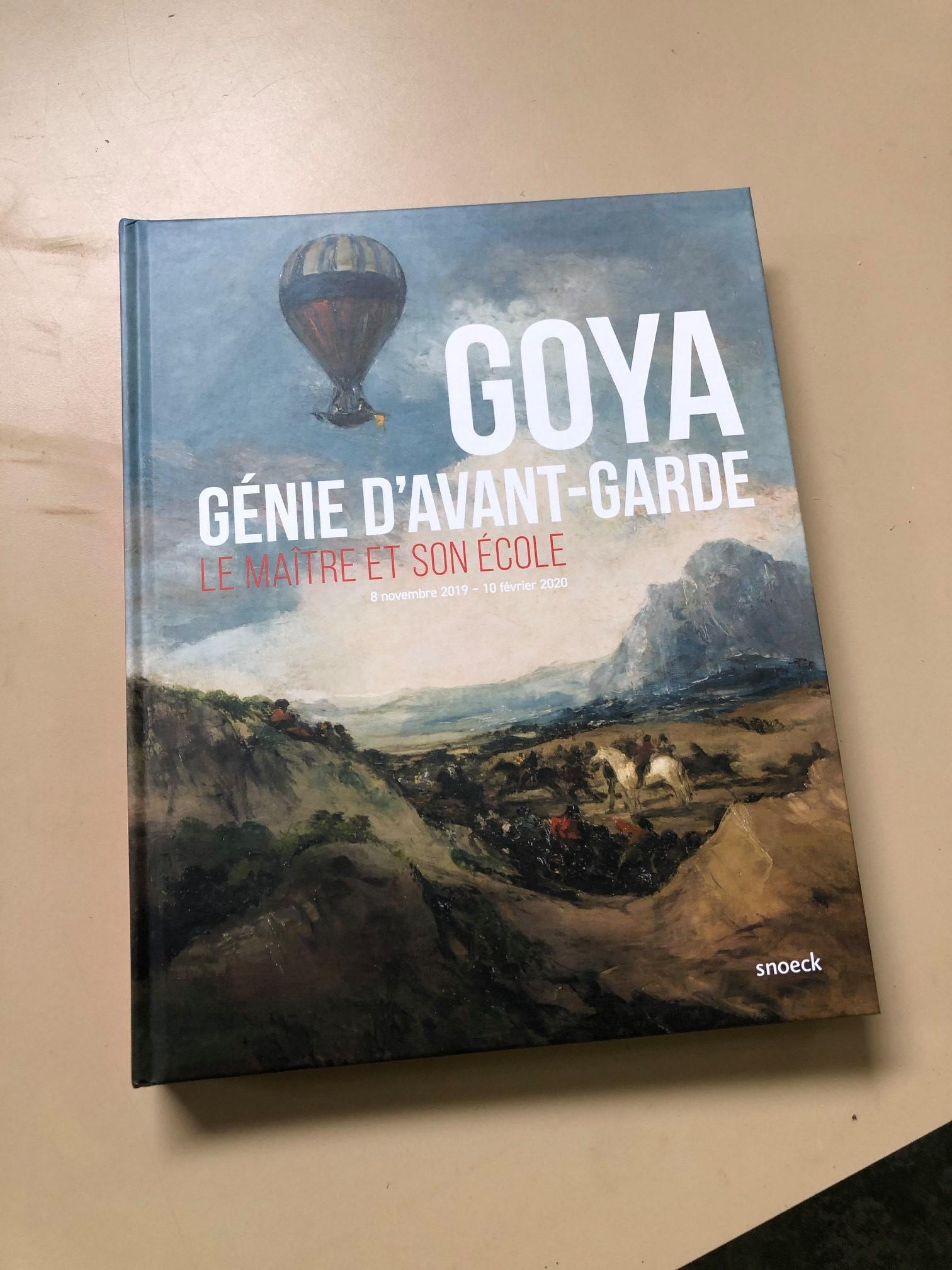 Le Catalogue Goya, bientôt disponible !