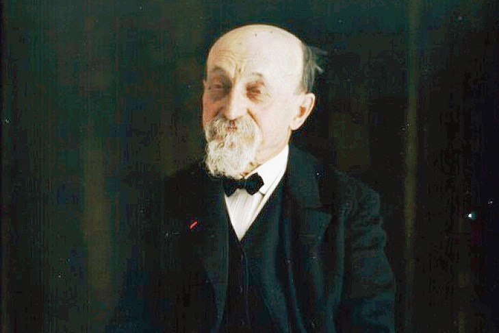 Charles Sarion raconte Louis Ducos du Hauron