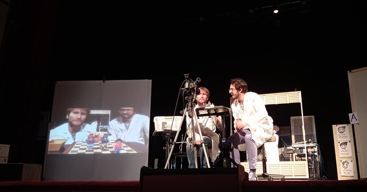 Résidence au Théâtre Ducourneau : «Vivarium», une création autour du travail