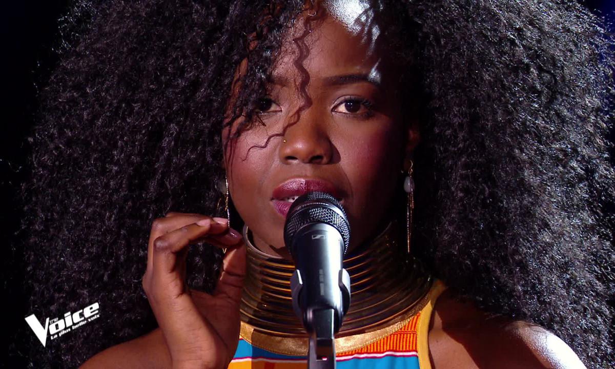 The Voice : Stellia Koumba se confie avant les Battles
