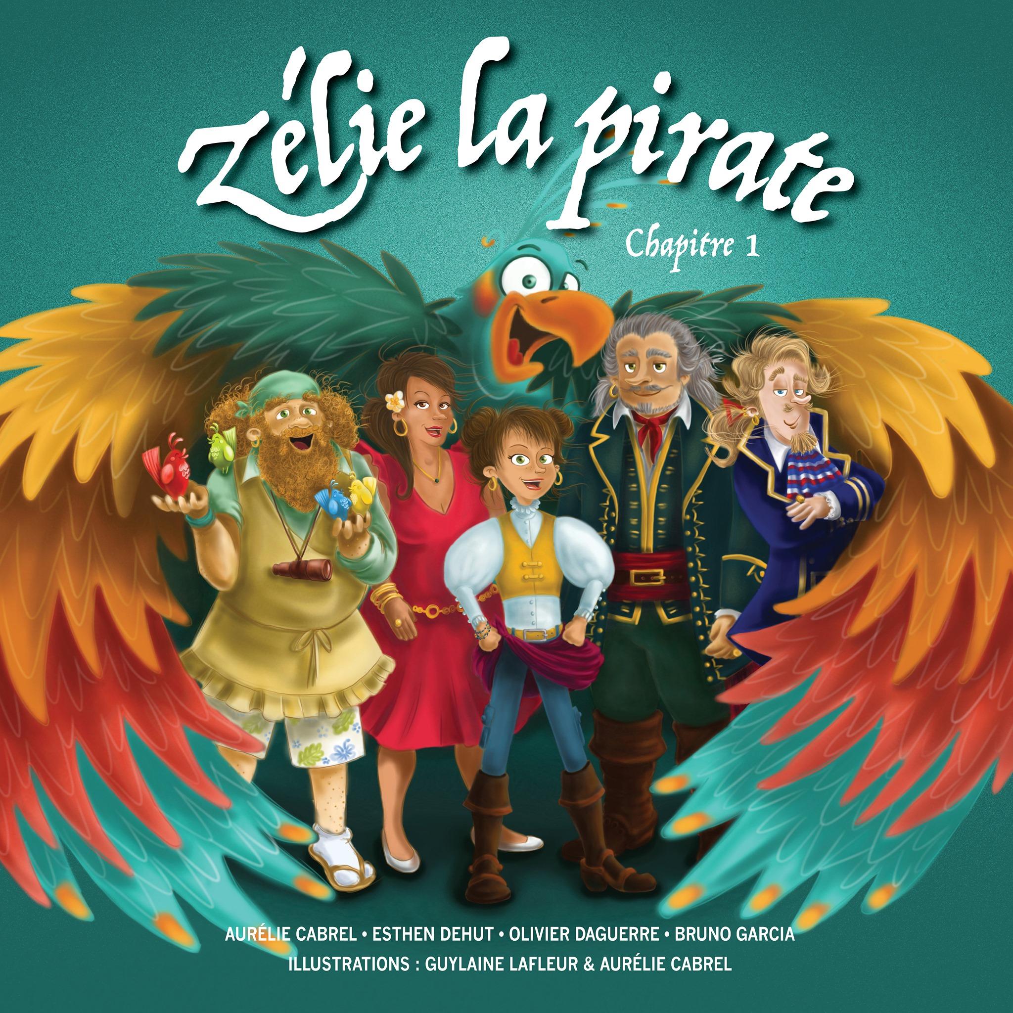 Zélie La Pirate, un conte musical haut en couleur !