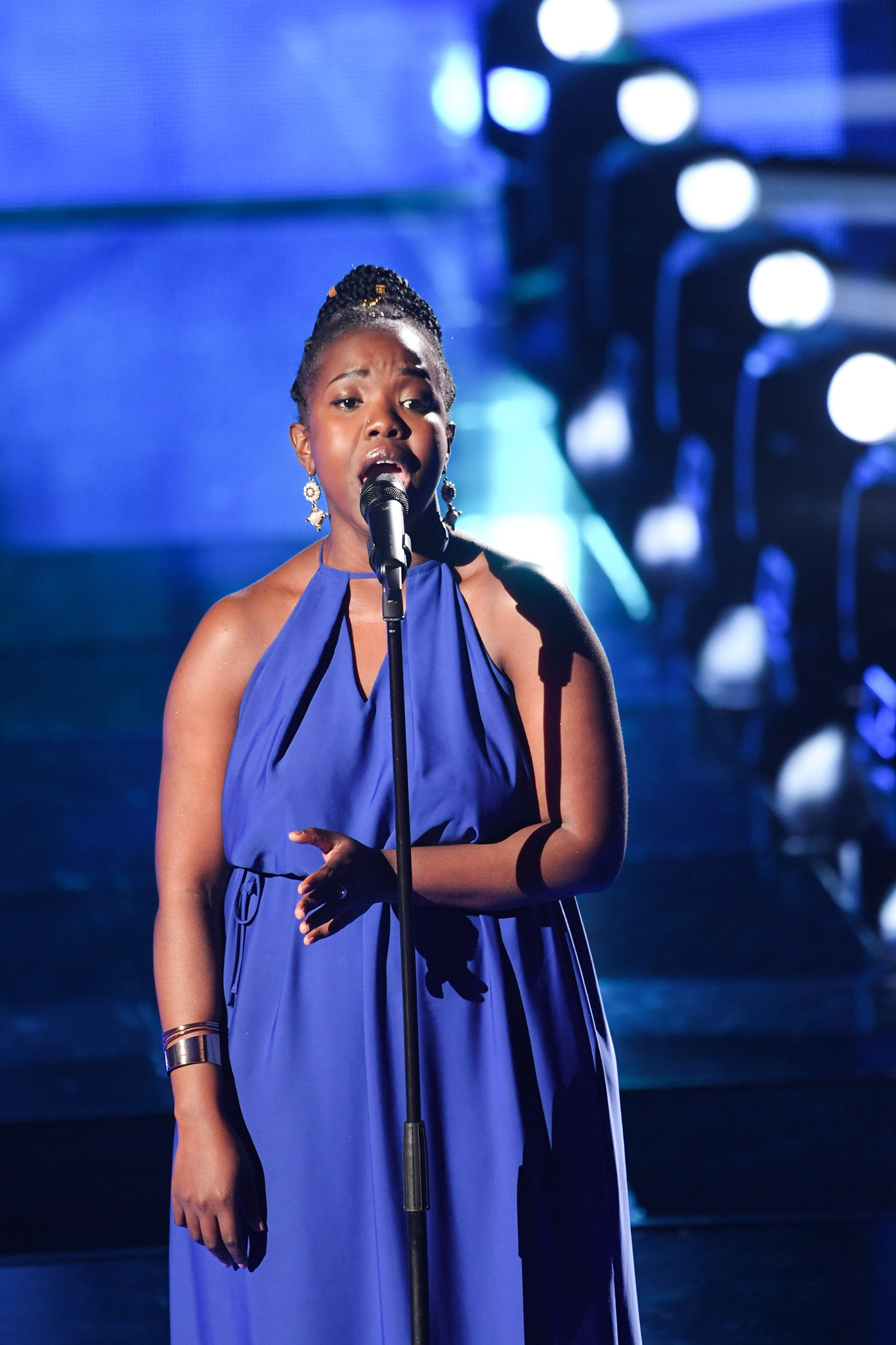 Stellia Koumba, l'après The Voice !