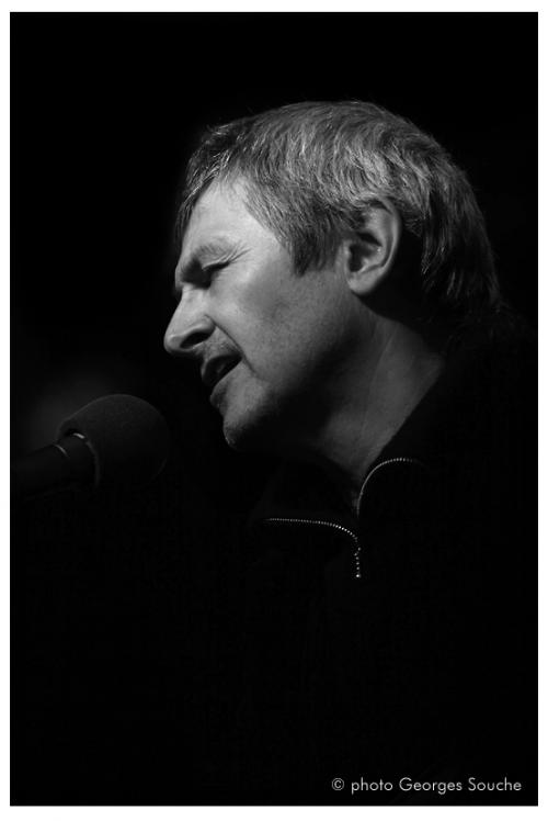Jean-François Tisner, musicien chanteur