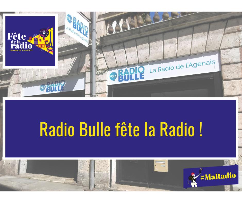 Radio Bulle fête la radio !