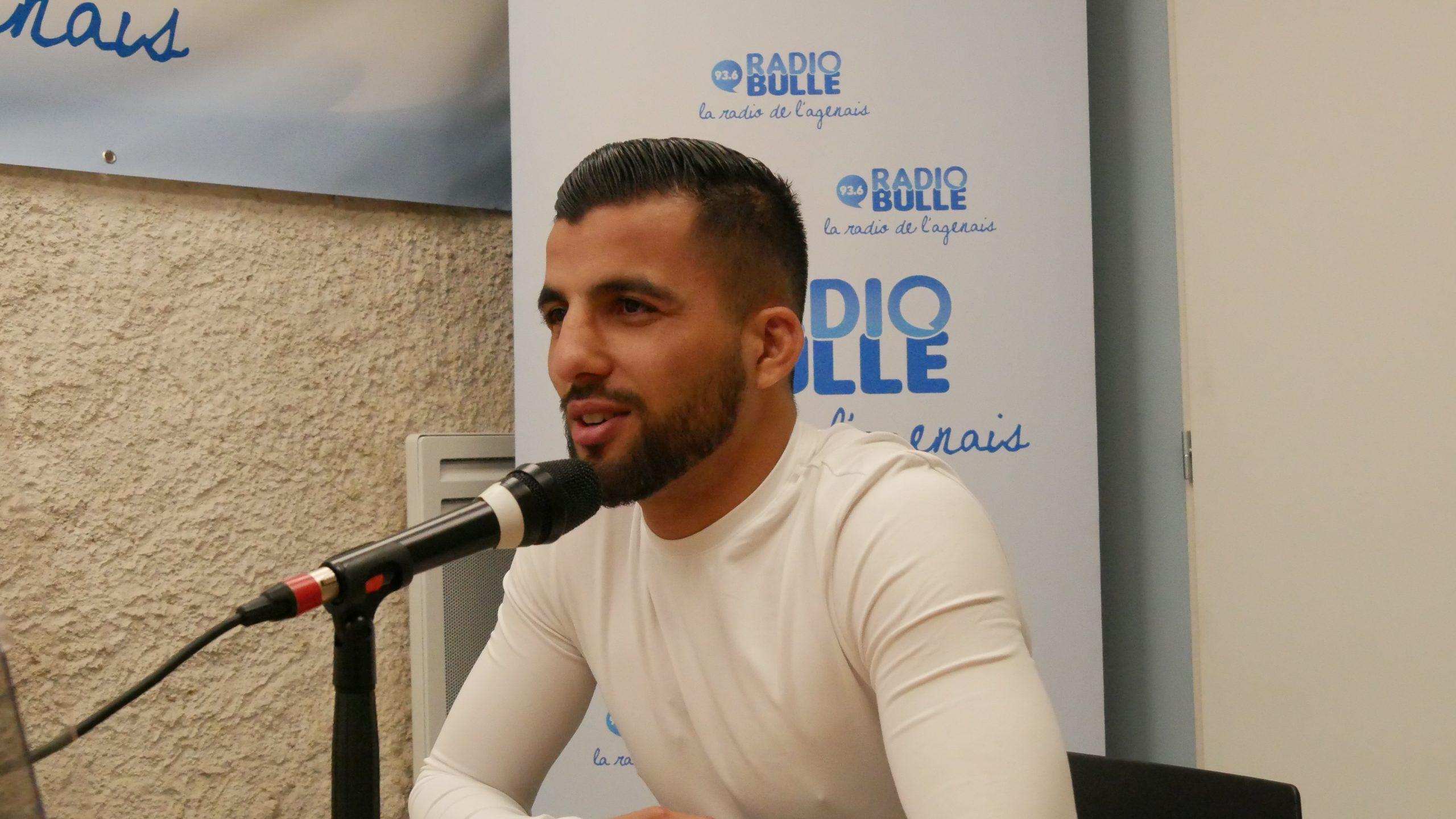 Samir Ziani s'apprête à remettre en jeu son titre de champion européen de boxe