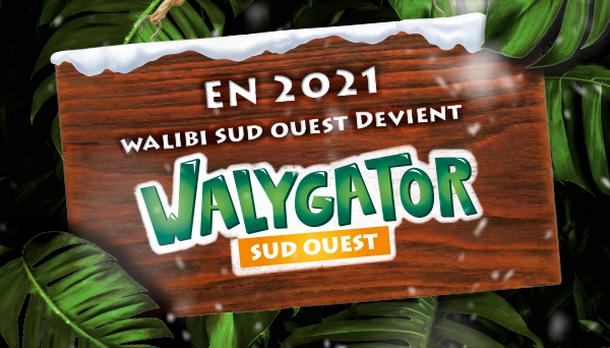 Walygator : ouverture tant attendue ce samedi 12 juin